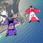 ExtremeSports Wingsuit Flying