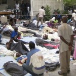 Haiti Earthquake Aftershock