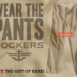 Dockers Super Bowl Ad Free Pants