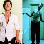 Christian Bale Before & After The Machinist