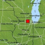 Earthquake in Chicago