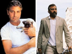 George Clooney Before & After Syriana