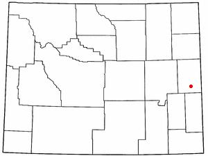 Lusk, Wyoming