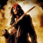 Jack Sparrow On Stranger Tides Poster