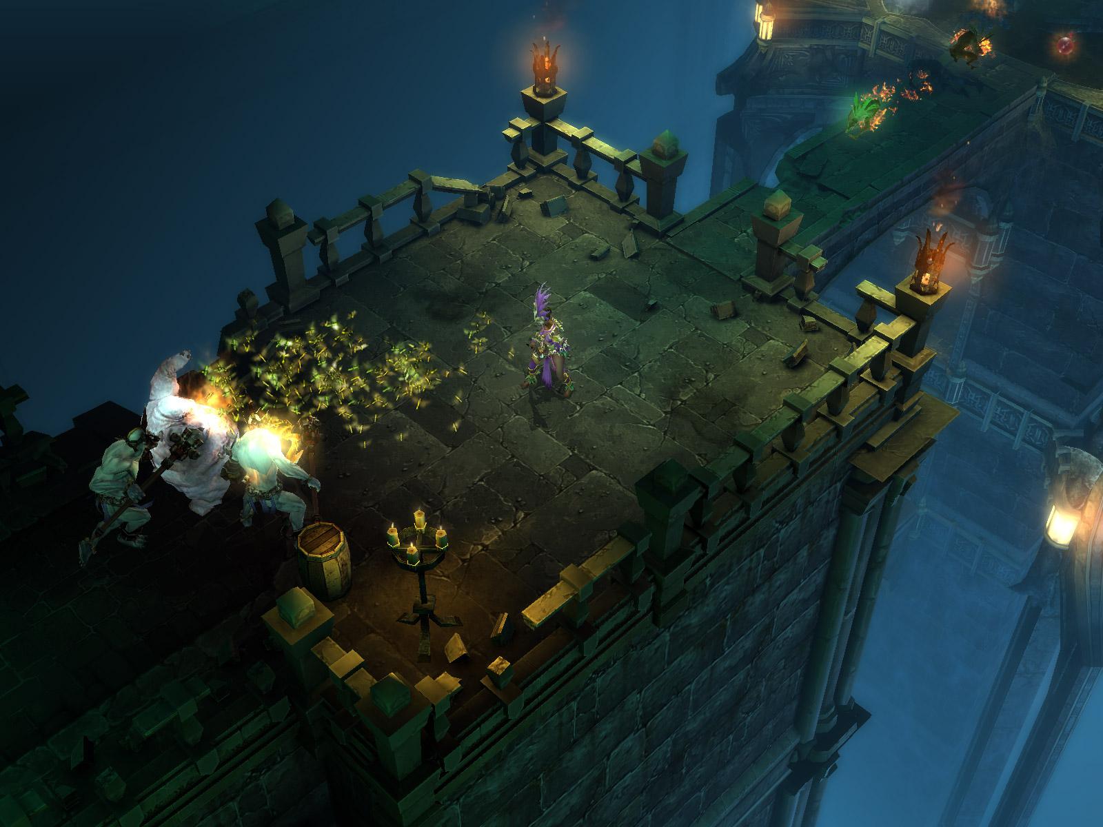 diablo 3 screenshot6 - Diablo III (PC) Review