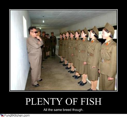 Plenty of fish down for Pleny of fish